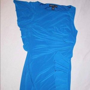 American Living Spa Blue Dress